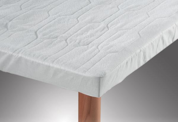 Coprirete trapuntato materassi lattice e naturali - Coprirete letto ...